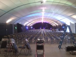 Stage Hire Service